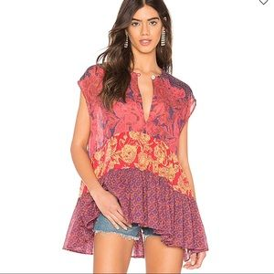 NWT Free People Gotta Have You Top